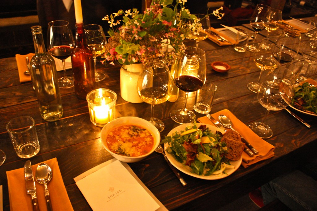 beautiful meal
