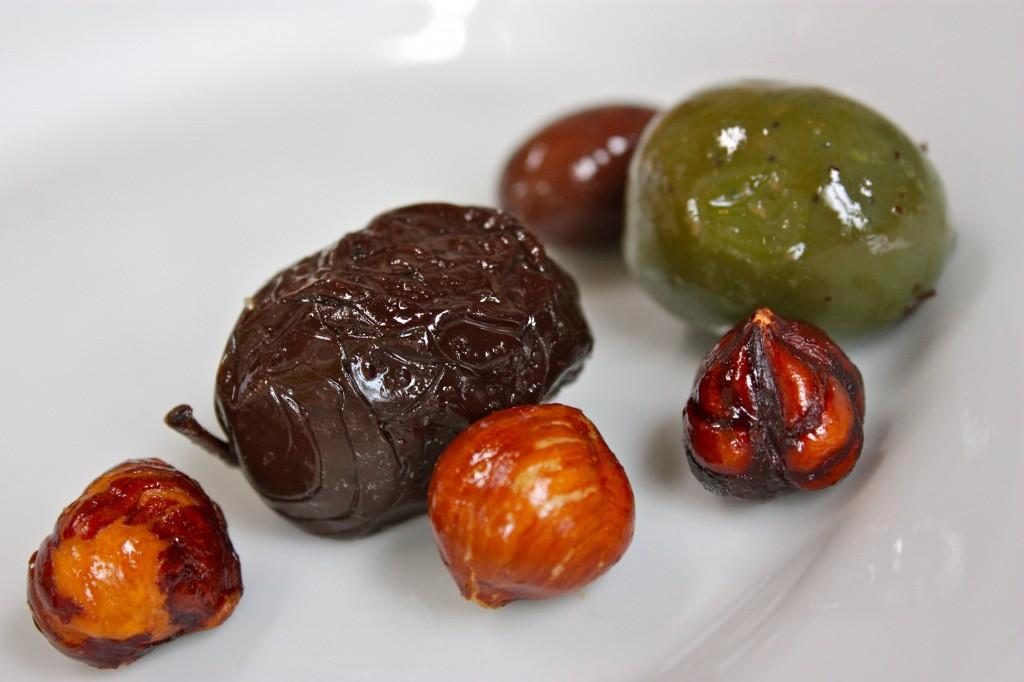 Olives + Chestnuts