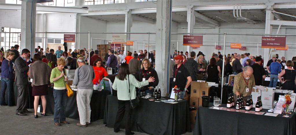 Indie Wine Festival in Portland